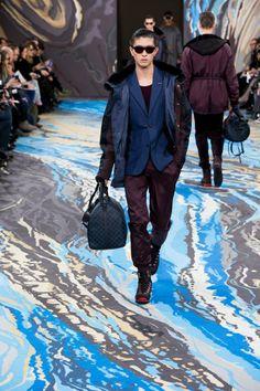 Louis Vuitton Men's Fashion Show Looks FW1415