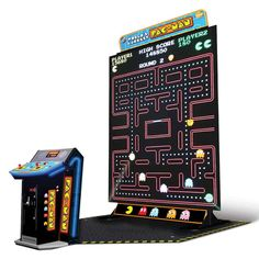 Make a Statement With The World's Largest Pac-Man Game