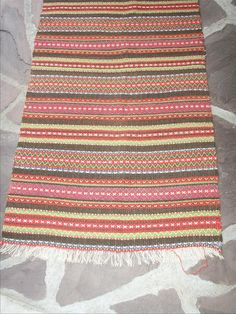 antique swedish rug