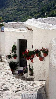 La Alpujarra, Granada, Spain
