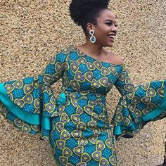 100 Latest Ankara Styles In Vogue For Smart Ladies/Women African Fashion Ankara, African Fashion Designers, Latest African Fashion Dresses, African Print Dresses, African Print Fashion, Africa Fashion, Women's Fashion, African Dress Styles, Modern African Clothing