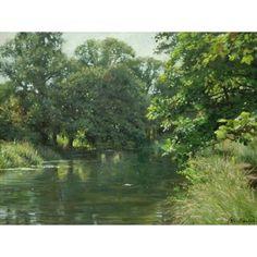 River Nene at Waternewton Image