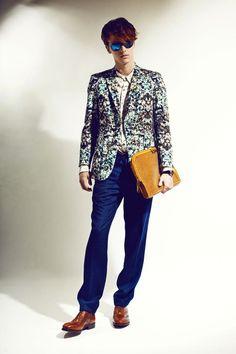 Sheer Magazine December 2012: Modern Men's Styles For Autumn/Winter 2012