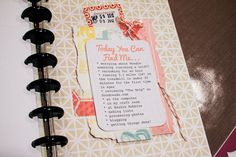Easy Journaling With Lists