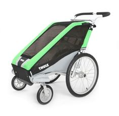 Infant Thule Chariot Cheetah Xt 2 Multisport Cycle Trailer