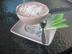 Lucumapehmis Paleo, Ice Cream, Pudding, Vegan, Healthy, Desserts, Food, No Churn Ice Cream, Tailgate Desserts