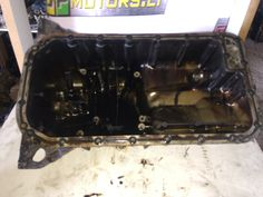 2004 M43 M43B19 194E1 BMW 1.9 PETROL ENGINE OIL SUMP