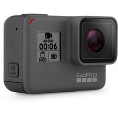 Kiralık GoPro Hero 6 Black, aksiyon kamerası slow motion kamera gibi 4K 60fps, 2.7K 120fps, 1080p 240fps video ve 12MP RAW fotoğraf çekimi yapabilmektedir.