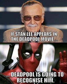 If this happens in the #deadpool movie, it'll be amazing!  That's SO Geekin' Awesome! http://www.sogeekinawesome.com