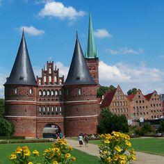 Holstentor // Lübeck (UNESCO-Welterbe)