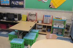 Crate Seats with storage for extra/alternative seating