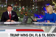 Fox News Helped Fuel Trumps Rise. Now Its Reporting on a Possible Fall. Primary Election, Election Night, Presidential Election, Claudio Monteverdi, Cardiff City Fc, Baden Powell, Military Intervention, New Fox