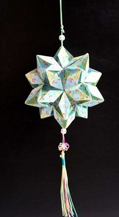Kusudama – Five Flowers