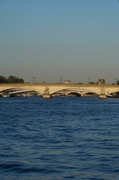 Bridges Paris by Vicki Stafford