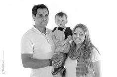 Família em Preto e branco
