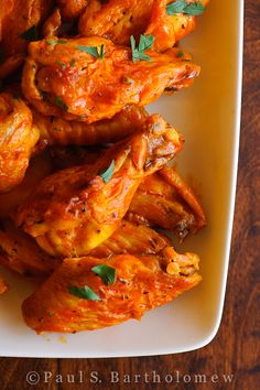 Hot Wings; This will be good for married life!