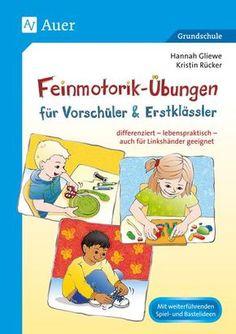 Feinmotorik-Übungen für Vorschüler & Erstklässler - Buch