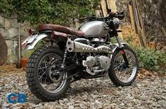 Image result for zard limited edition triumph scrambler