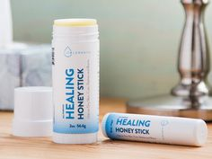 Life Elements - Healing Honey Stick  American-bred bees make five of the nutrient-rich ingredients in this all-natural balm. It can soothe dry skin, heal minor cuts, and more.
