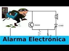 Alarma Láser | De barrera | Super fácil - YouTube