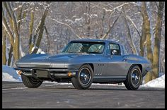 1965 Chevrolet Corvette Coupe 327/365 HP, Bloomington Gold, NCRS Duntov presented as lot F276 at Kissimmee, FL 2013 - image1