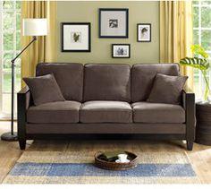 #Overstock                #sofa                     #Charcoal #Brooks #Sofa #Overstock.com              Charcoal Brooks Sofa | Overstock.com                                          http://www.seapai.com/product.aspx?PID=1770176
