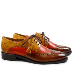 Damen Betty 3 Derbys Melvin & Hamilton
