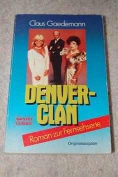 Denver-clan (Dynasty) book (1987)