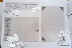 Hochzeitsalbum-Wedding-Album- Hochzeit-weiß-edel-Gestaltung-Einzelseiten-S14