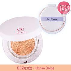 Banila CoIt Radiant CC Cushion by Banila co -- You can get additional details at the image link. Best Makeup Brushes, Makeup Brush Set, Best Makeup Products, Cat Eye Makeup, Face Makeup, Makeup Kit Essentials, Best Foundation Makeup, Best Teeth Whitening Kit, Waterproof Makeup