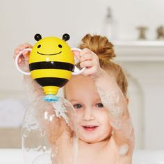 Skip Hop Bee Fill Up Fountain Bath Toy | JoJo Maman Bébé