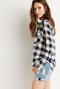 Button Downs   WOMEN   Forever 21