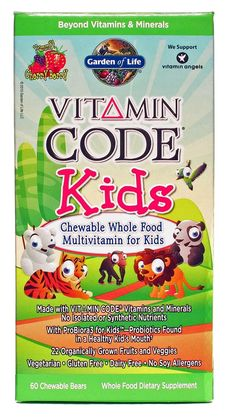 Vitamin Code Family Formula Discount Garden of Life Vitamin Code