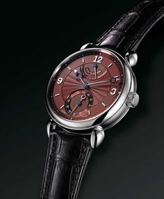 4a57b6bbe57 Kari Voutilainen Will Present His Voutilainen 28 R12 Watch at WatchTime New  York 2017. Relógios De Pulso ...