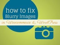 http://77webstudio.com/fix-blurry-images-woocommerce-wordpress Are your product images and catalog images on your WooCommerce WordPress website blurry? Learn how to fix blurry images in this video. #woocommerce #wordpress # howto #DIY #website #edu #tutorial