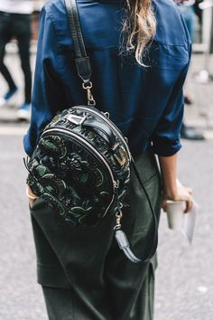 utility dressing with denim accessorised with back pack || Saved by Gabby Fincham ||