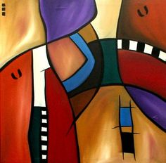 tom fedro abstract paintings | Thomas Fedro Artwork