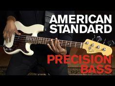 American Standard Precision® Bass Demo - YouTube
