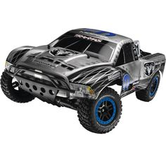 Traxxas Slash 2WD 1/10 Scale RC Truck (58034) - Rob Maccachren