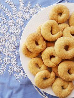 Εικόνα Cupcake Cookies, Cupcakes, Recipe Boards, Bagel, Doughnut, Sweets, Cooking, Desserts, Blog