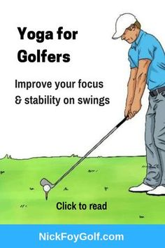 Yoga For Golfers, Yoga For Men, Golf Practice, Golf Videos, Golf Drivers, Golf Exercises, Workouts, Golf Tips For Beginners, Perfect Golf