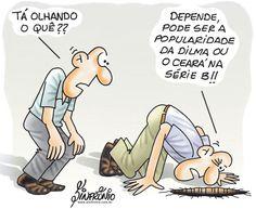 Pois... O poço da Dilma está cada vez mais profundo!...
