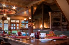 Dunton Hot Springs, Boutique Hotel and Gourmet restaurant in the mountains Dolores – Relais & Châteaux Colorado Resorts, American Interior, Rich Home, Luxury Tents, Hot Springs, Decoration, Sweet Home, House Design, Cabin Ideas