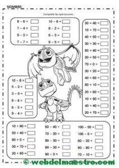 Subtraction Activities, Fun Math Activities, Math Literacy, Literacy Skills, Guided Math, Kindergarten Addition Worksheets, Math Worksheets, Alphabet Phonics, Phonics Sounds