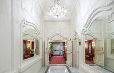 Hotel Londres de Inglaterra | San Sebastián | #ideas #espacios para tu #boda  #vistas al #mar ♥♥ The Wedding Fashion Night ♥♥ ♥ Visita www.wfnclub.com ♥