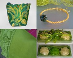 YELLOW+GREEN by Phyllis on Etsy--Pinned+with+TreasuryPin.com