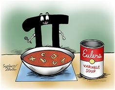 "Variable Soup... - ""Not So Humble Pi"" by Snodgrass and D'Amico"