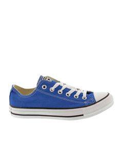 Zapatillas CONVERSE  azul 144809F