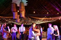 """""""Have fun. The day comes and goes super fast. Don't get so caught up in the build up because the day of you don't even notice the little details. The most important thing is having a good time with each other and the people you love.""""  First Dance at Blue Venado Beach Club Wedding - Pamella and Nick"""