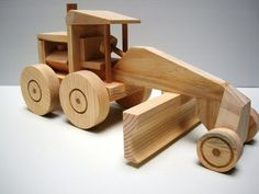 Wood toy kits A collection of Rube Goldberg Kits That You Can Use To Make Your Own Rube Goldberg machines are one of the coolest things you will see b Woodworking Toys, Woodworking Projects, Wooden Art, Wooden Toys, Wood Toys Plans, Wooden Truck, Small Wood Projects, Hobby Toys, Wooden Puzzles